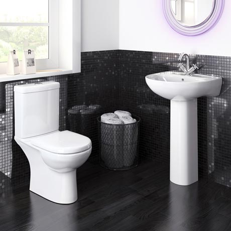 Lawton Suite From Nuie Bathrooms