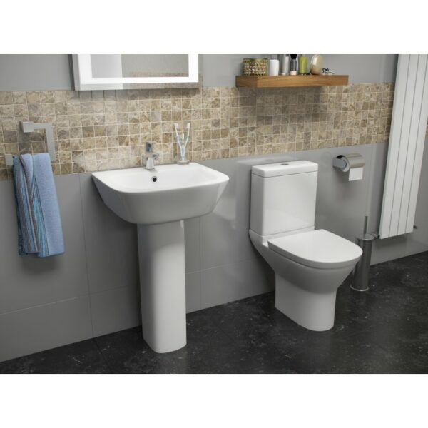 Project Rounded suite from Kartell bathrooms