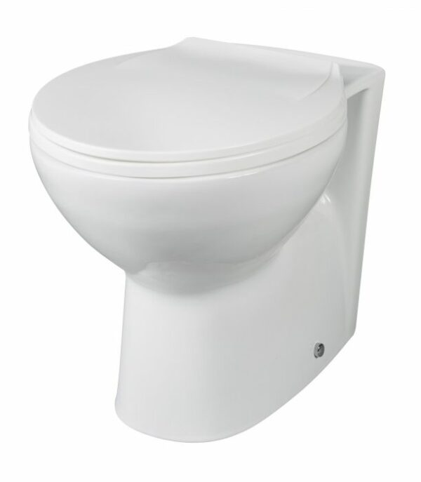 The Melbourne BTW Pan From Premier Bathrooms