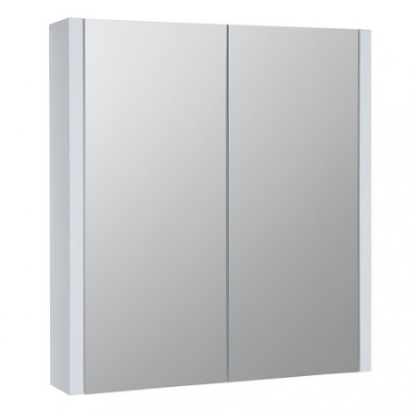 The Purity 600mm White Mirror Cabinet From Kartell