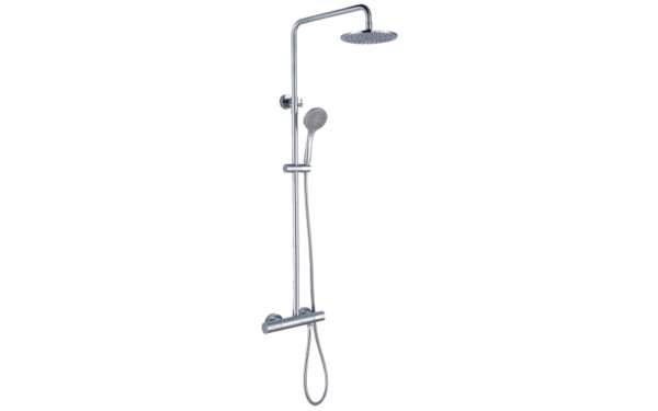 The Cool Touch Round Shower From Synergy