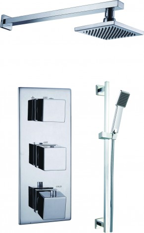 Sumatra Shower From Pure Bathrooms
