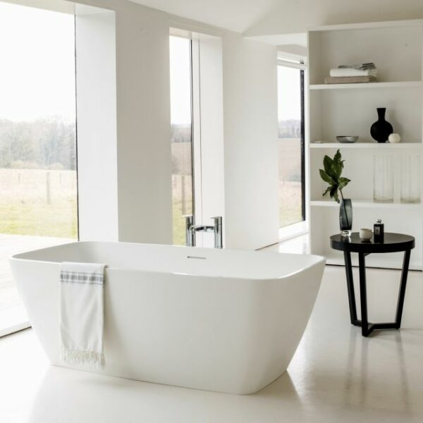 The Clear Water Vicenza Bath From Pure Bathrooms