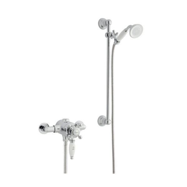 Viktory Option Four Thermostatic Shower From Kartell Bathrooms