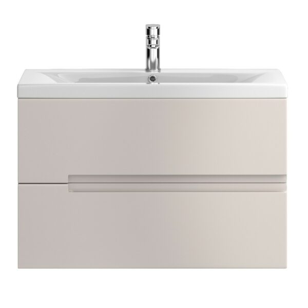 Urban Wall Hung 800mm Cabinet From Hudson Reed