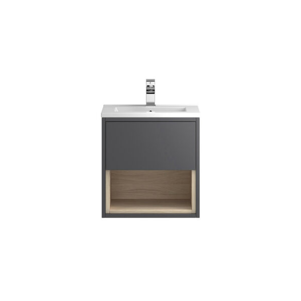 Coast Wall Hung 500mm Cabinet From Hudson Reed